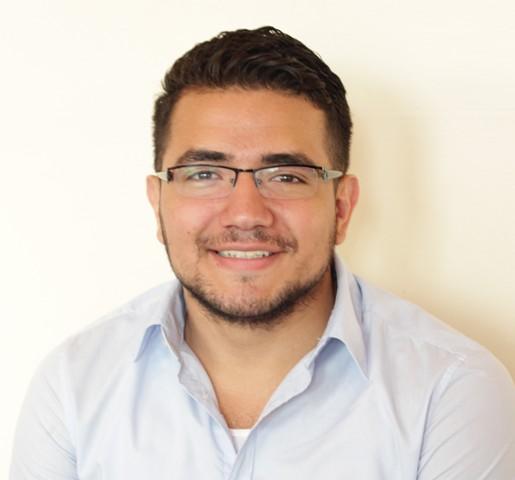 Youth Pastor Luis Alvarez, Jr