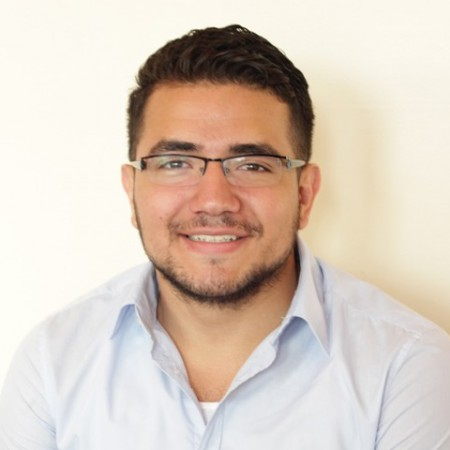 Youth and Teen Pastor Luis Alvarez Jr