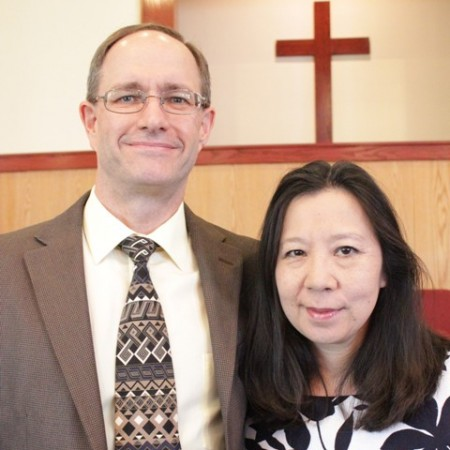Associate Pastor Rev. Marty Schultz and Wife, Mildred