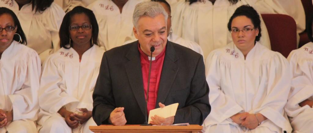 Pastor Nick Bitakis 1