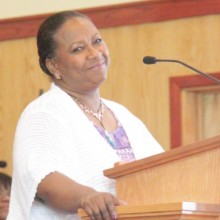 Assistant Paster Wylinda Williams